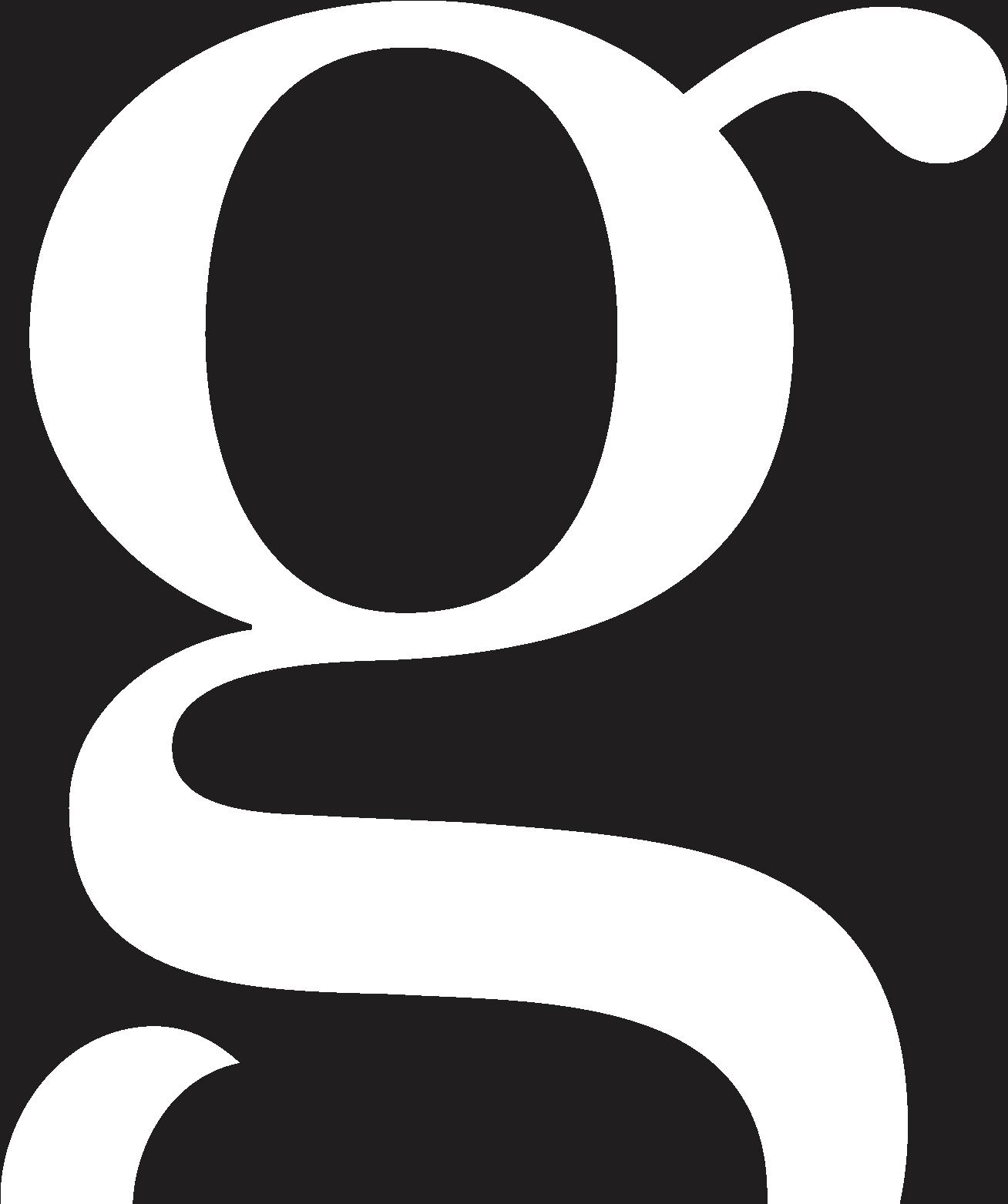 Granath G logo outline
